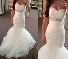 Wedding Dress,Custom Wedding Dress,Sweetheart Wedding Dress,Mermaid Wedding Dress,Wedding Dress With Belt,Cheap Wedding Dress,A-Line Wedding Dress,Soft Tulle Wedding Dress,Long Wedding Dress,Dress For Bride