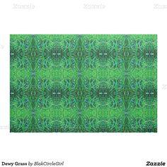 Dewy Grass Fabric