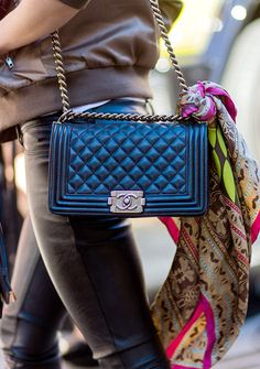 Why buying a Chanel bag is a more sound investment that buying real estate