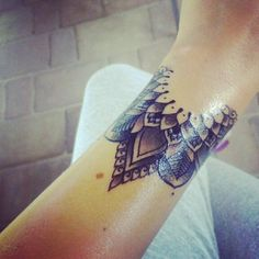 Tatouages: 50 mandalas inspirants | Femina