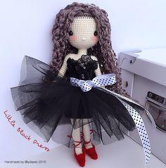 MCD 18 @ little black dress