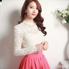 Buy 'Romantic Factory – Sweetheart-Neckline Laced Top' with Free International Shipping at YesStyle.com. Browse and shop for thousands of Asian fashion items from South Korea and more!