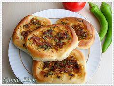 Lahmacun Poğaça/ Kaytaz Böreği