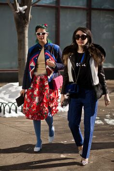 Nylon's Preetma Singh. Photo: Kevin Kim/Fashionista
