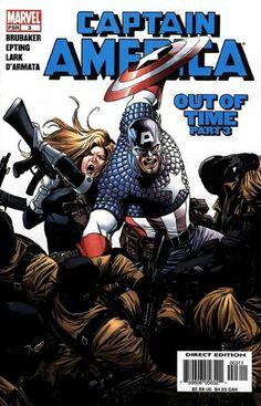 Captain America (2005) #3 -- Marvel Comics -- Read on: 4/10/2014 -- Rating: 4/5