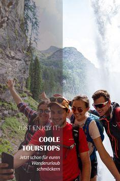 Jetzt schon mal für euren Wanderurlaub schmöckern Bergen, Tourism, Hiking, Mountains