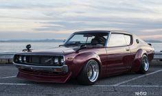 Nissan Skyline GT-R Kenmeri