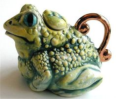 Tea for Toad by Andy Titcomb