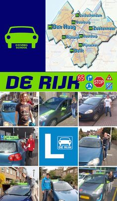 DE RIJK is a driving school in The Hague which offers driving lessons in English as well as Dutch. Both automatic and manual transmission vehicles are offered.