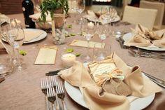 Allestimento tavoli #matrimoni in #Sila