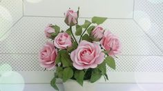 ABC TV | How To Make Rose Paper Flower With Shape Punch - Craft Tutorial - YouTube