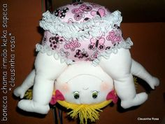 Mimin Куклы: Кукла называется брат