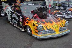 door slammers | Studebaker Top Door Slammer - Brett Stephens Jack Daniels Racing ...