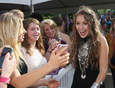 Lauren Daigle, June 5th, 2016 in Nashville, TN  KLOVE Fan Awards, Grand Ole Opry -- #laurendaigle