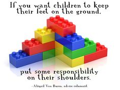 Lessons from Legos