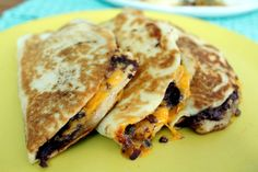 Classic Breakfast Chicken Quesadilla