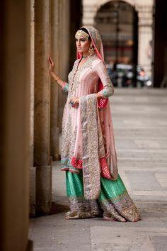AP Loves: Pakistani Bride in Nomi Ansari