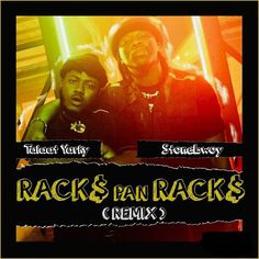 Talaat Yarky Enlists Stonebwoy For the Remix Of 'Racks Pan Racks' Talaat Yarky is a fast-rising Ghanaian versatile artist with a plethora of wavy records to his name. Also known as the 'Wild Steppa', Talaat's discography plots out his expensive lifestyle and mannerisms. In 2020, he jumped on the Money... The post Talaat Yarky – Racks Pan Racks (Remix) ft. Stonebwoy appeared first on Clickongh. Motivational Songs, Pan Rack, New Number, Music Library, Mp3 Song, Latest Music, Your Music, Things That Bounce, Lyrics