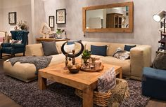 SOUL Granville Mirror and Coffee Table http://www.soullifestyle.ie/search-result?title=TANZANIA