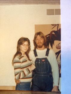 Daydreaming about Matt Brown — bambam-thank-u-maam: Billy and Ami in the'70s...