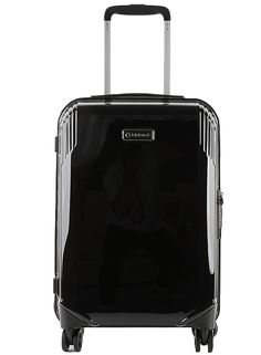 Diplomat Mirror Expandable ABS PC Spinner Carry On Luggage TC-162 * You can get more details by clicking on the image.