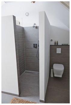 Home # bathroom inspiration Home Bathroom Wall, Small Bathroom, Master Bathroom, Bad Inspiration, Bathroom Inspiration, Modern Rustic Homes, Small Toilet, Bathroom Interior Design, Bathroom Renovations