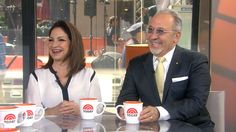 Gloria Estefan: Emilio tricked me to get a first kiss!