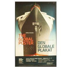 Den globale plakat   Dansk Plakatmuseums Webshop