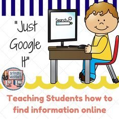 """Brittany Washburn: Teaching Students how to """"Google It"""""""