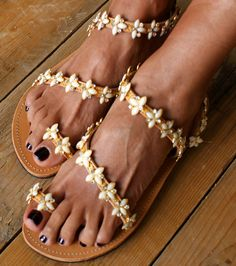 Luxurious Sandals/ Bridal sandals/ Wedding Sandals/ by magosisters