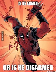 The deadpool paradox
