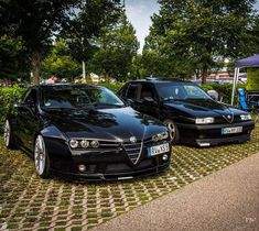 Classic Car News Pics And Videos From Around The World Alfa Cars, Alfa Alfa, Alfa Romeo Cars, Alfa Romeo Brera, Alfa Romeo 147, Alfa Romeo Quadrifoglio, Alfa 159, Automotive Shops, Dream Car Garage
