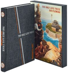 The Book Bond: The Folio Society releases YOU ONLY LIVE TWICE James Bond Titles, James Bond Books, Benjamin Zephaniah, Naval Intelligence, The Twits, Bond Series, Michael Chabon, Great Poems, The Caged Bird Sings