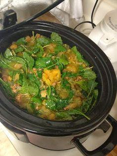 5-Ingredient Paleo: Sausage & Kale Acorn Squash Stew