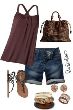 """""""summer"""" by cdegregory on Polyvore"""