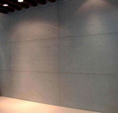 Install fiber cement panels as interior cladding with amazing performance of fireproof, waterproof, sound and heating isolation, impact resistance. Cement Board Siding, Fiber Cement Board, Cement Walls, Concrete Wall Panels, Concrete Tiles, Concrete Cladding, Fibre Cement Cladding, Fiber Cement Siding, Cladding Sheets