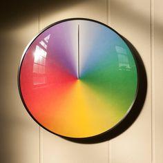 Fancy - ThePresent Annual Clock