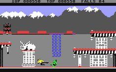 Bruce Lee - Commodore 64