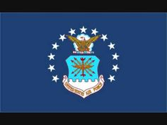 Today in American History - March 1951 United States Air Force flag design approved by President Harry S Truman. Us Air Force, Nostalgic Images, Military Branches, Armed Forces, Vivid Colors, Arms, United States, Vintage, Military Flags