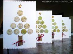 Cartão de Natal de Última Hora