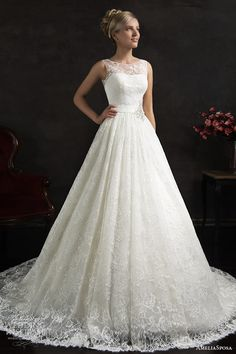 Amelia Sposa 2015 Wedding Dress