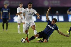 Cristiano Ronaldo vs Mateo Kovacic - Real Madrid vs Inter Milan