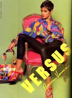 Versus by Gianni Versace , Vintage Collection & more details