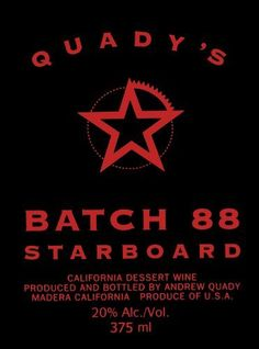 NV Quady Batch 88 Starboard Blend - Red ** Read more at the image link. (This is an affiliate link) Red Blend Wine, Red Wine, Wine Recipes, Gourmet Recipes, Kinds Of Cheese, Types Of Wine, Valentine Chocolate, Read More, Cool Things To Buy