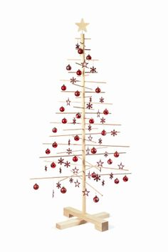 Items similar to Christmas tree in symbiosis with nature on Etsy Alternative Christmas Tree, Diy Christmas Tree, Christmas Deco, Xmas Tree, Christmas And New Year, Christmas Tree Decorations, Holiday Decor, Branches, Creativity