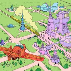 aux-send: Mœbius Visit Armjourth ! (1998)