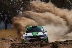 Reco et Shakedown Rallye du Mexique 2017