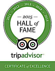 Chatrium Residence Sathon Bangkok Won 5-Time Winner of the Certificate of Excellence from TripAdvisor