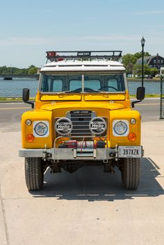 This 1972 Land Rover 88 Series III
