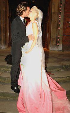 Joe Manganiello U0026 Sofia Vergara From The Most Over The Top Celebrity  Weddings. Silk GownLondon WeddingCelebrity ...